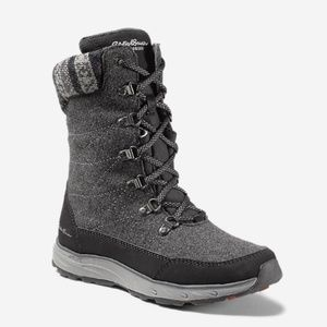 NEW Eddie Bauer Laurel Lace Boots - winter boots